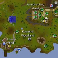 Old Memorial map