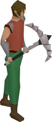 File:3rd age pickaxe equipped.png