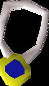 Amulet of magic detail