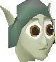 Cave goblin (Green cap) chathead