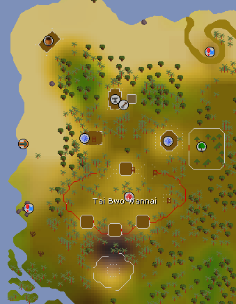 Tai Bwo Wannai map