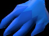 Justiciar's hand