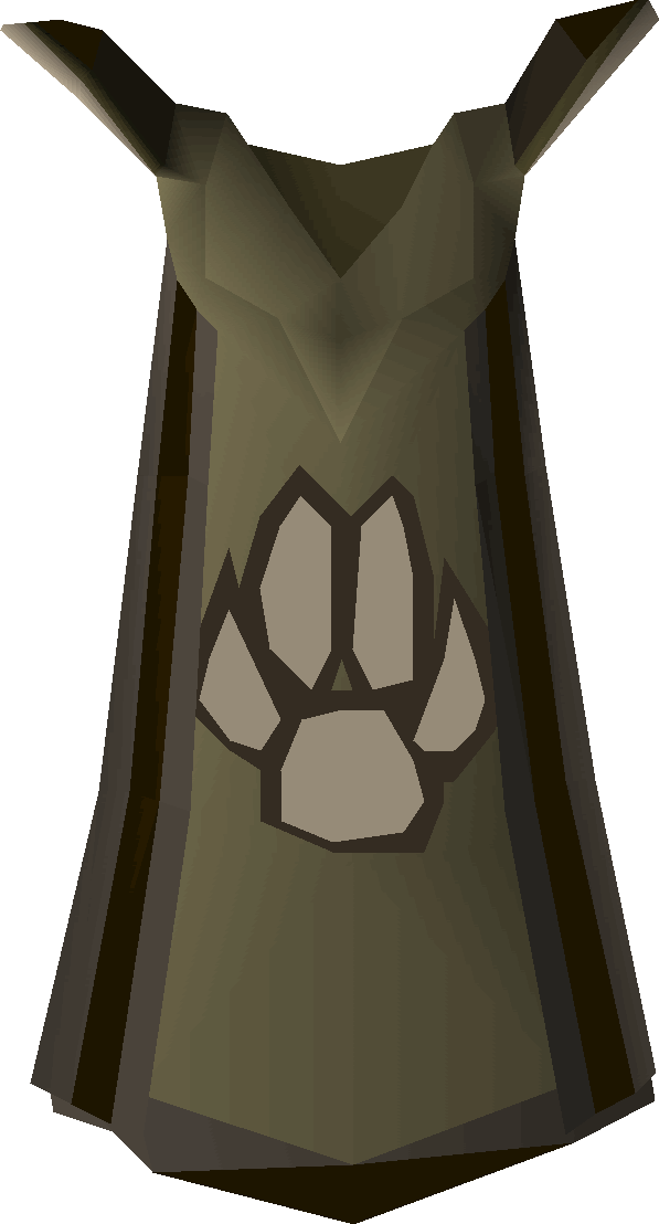 Image result for osrs hunter cape