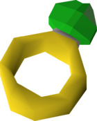 Ring of dueling detail