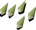 Wolfbone arrowtips detail