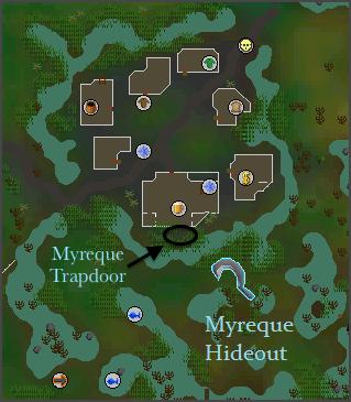Myreque Hideout | Old School RuneScape Wiki | FANDOM powered by Wikia