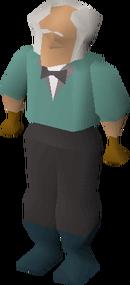 Professor Gracklebone