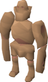Rock golem (granite) pet