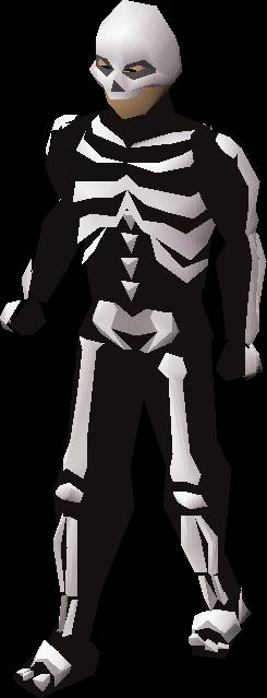 Skeleton Mask Old School Runescape Wiki Fandom Powered By Wikia