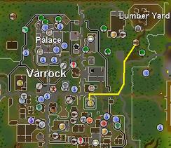 Earth altar location
