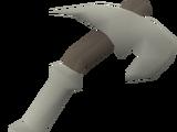 Morrigan's throwing axe