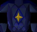 Saradomin d'hide detail