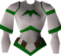 Guthix robe top detail