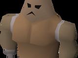 Clay golem