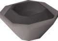 Burnt gnomebowl detail