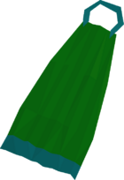 Guthix cape detail
