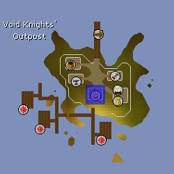 Squire (Void Knights magic shop) location