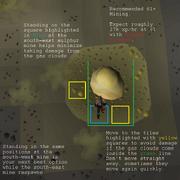 Sulphur mine strategy