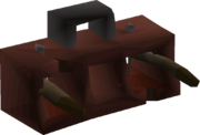 Incomplete heavy ballista detail