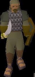 Guard (Desert Mining Camp) (coif)