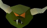 Kurask head detail