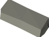 Limestone brick