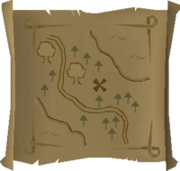 Map clue North Seers