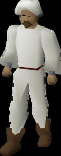 Ali the Kebab seller