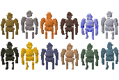 Colourful Golems & Graphical Improvements newspost