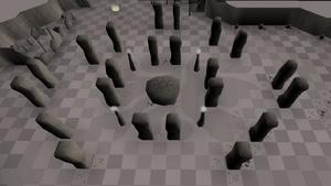 Mind Altar inside
