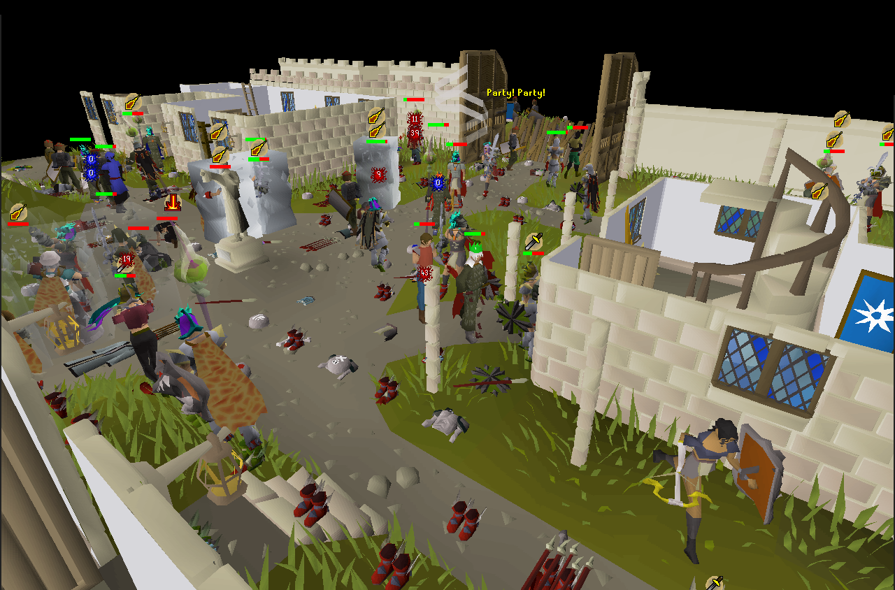 World 666 event | Old School RuneScape Wiki | FANDOM powered by Wikia