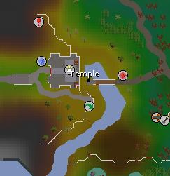 Morytania (music track) map