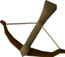 Crossbow detail