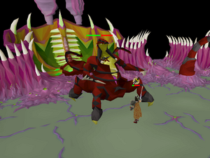 Fighting Abyssal Sire