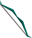 Magic longbow detail