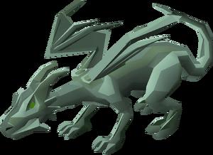 Adamant dragon