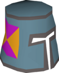 Rune helm (h4) detail