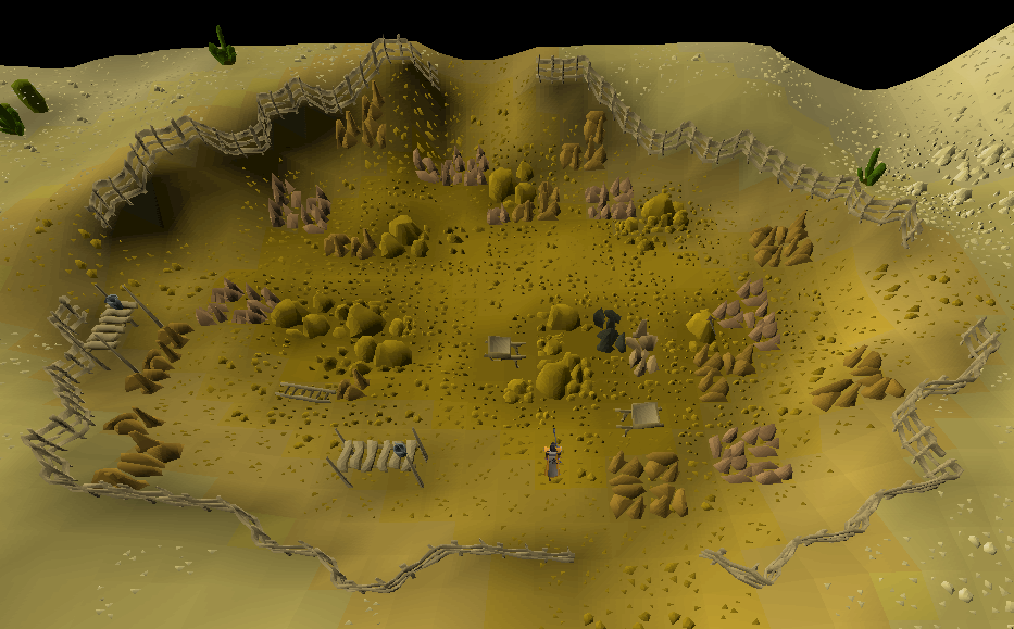 Pay-to-play Mining training | Old School RuneScape Wiki | FANDOM