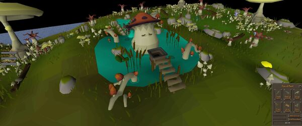Dev Blog- Fossil Island (Underwater and Mushroom Forest) (6)