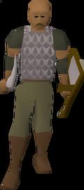 Guard (Desert Mining Camp) (bald)