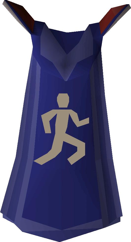 Agility cape detail