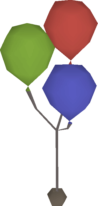 Birthday Balloons Old School Runescape Wiki Fandom Powered By Wikia