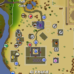Silk trader location