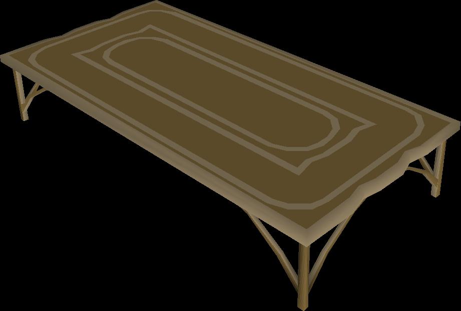 Etonnant Carved Teak Table