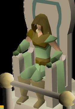 Mystery figure (elf)
