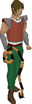 Volcanic abyssal whip equipped