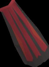 Graceful cape (Shayzien) detail
