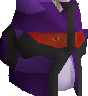 Purple slayer helmet chathead