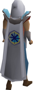 Quest point cape equipped