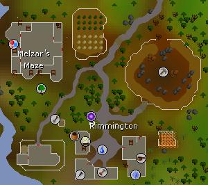 Rimmington map
